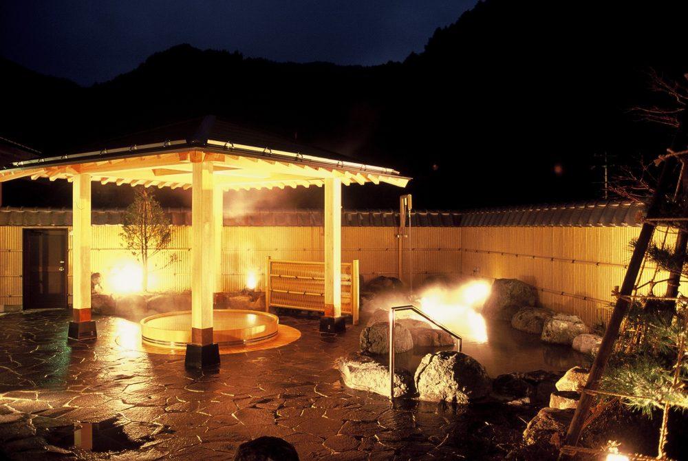 しぶきの湯 遊湯館